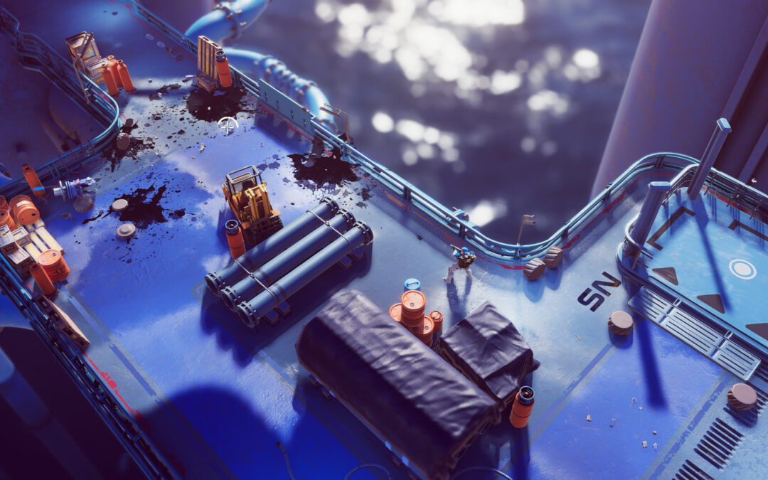 Synthetik 2 annunciato, arriva in Early Access in estate
