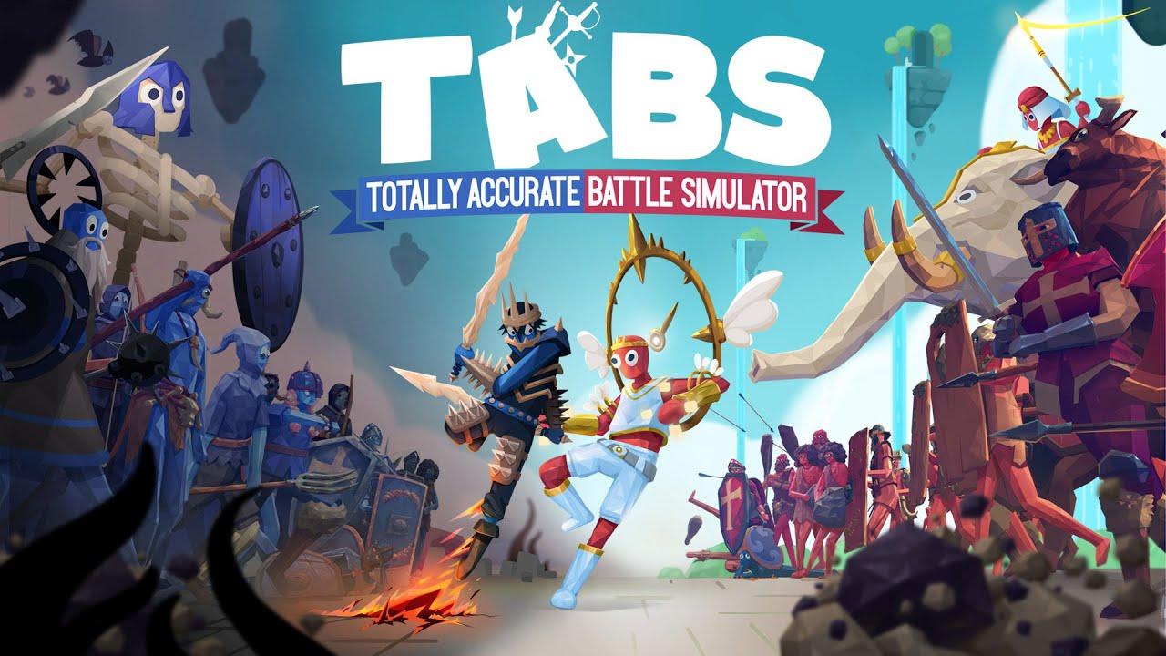 Totally Accurate Battle Simulator è uscito dall'Accesso Anticipato: Totally Accurate Battlegrounds è ora gratis