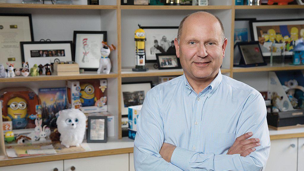Chris Meledandri, CEO di Illumination, potrebbe diventare direttore esterno di Nintendo