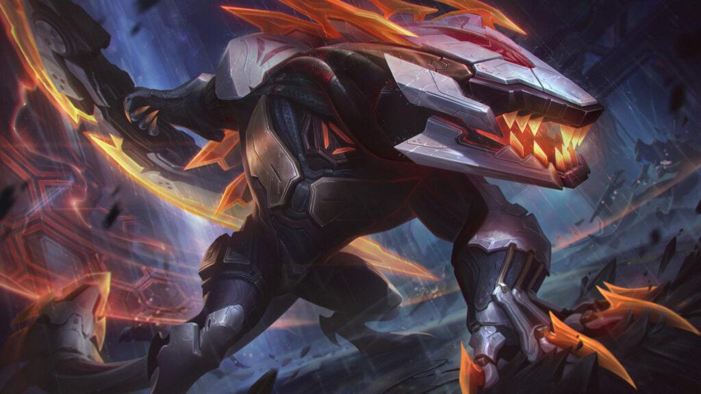 League_of_Legends_PROJECT_Renekton