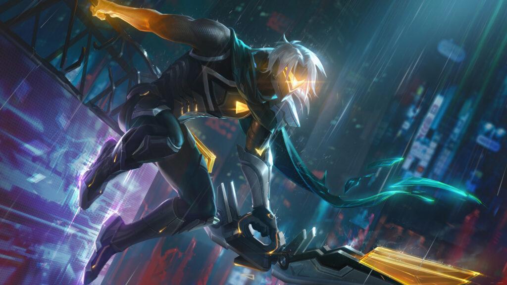League_of_Legends_PROJECT_Varus