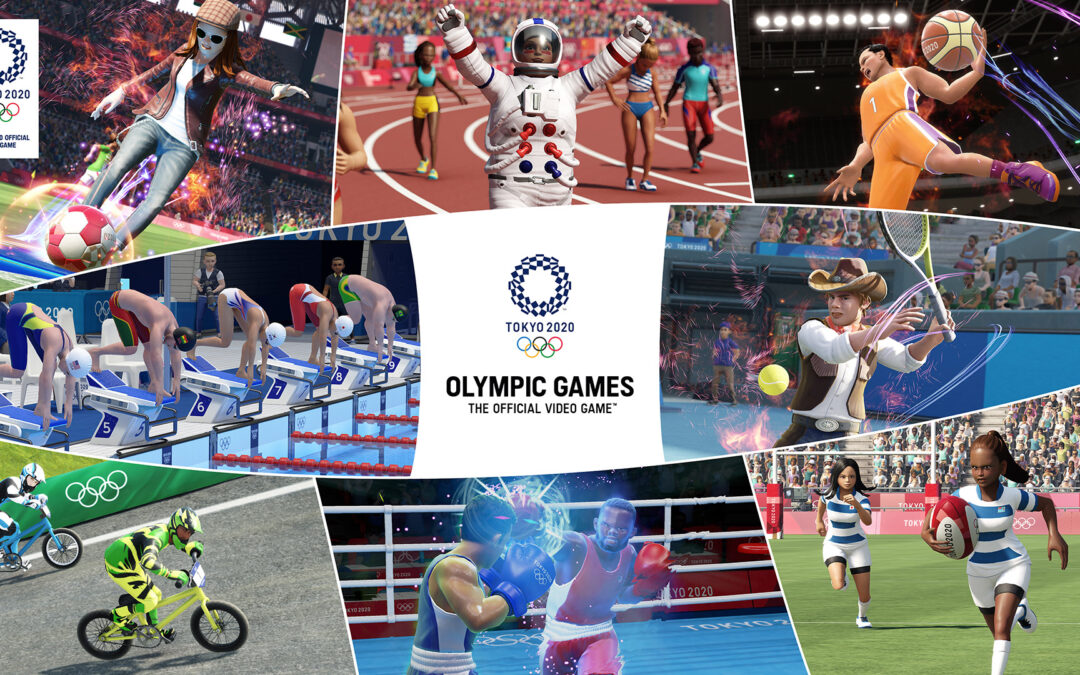 Olympic Games Tokyo 2020 The Official Video Game è ora disponibile