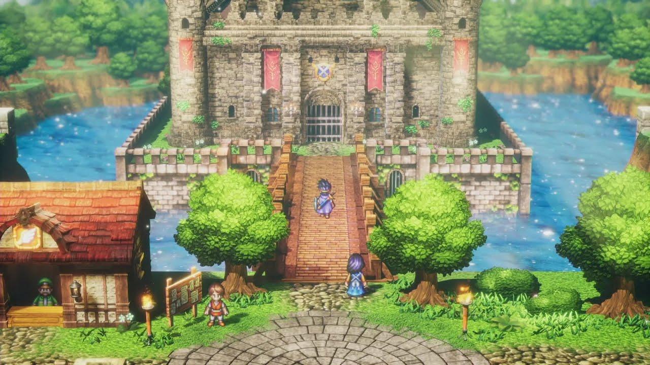 Dragon Quest 1 e 2 potrebbero ricevere dei remake in stile HD-2D, dice il creatore della serie