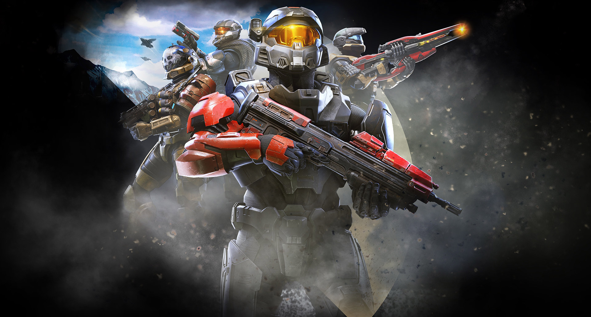 Halo Infinite, in attesa dell'E3 2021 vediamo un nuovo fantastico artwork