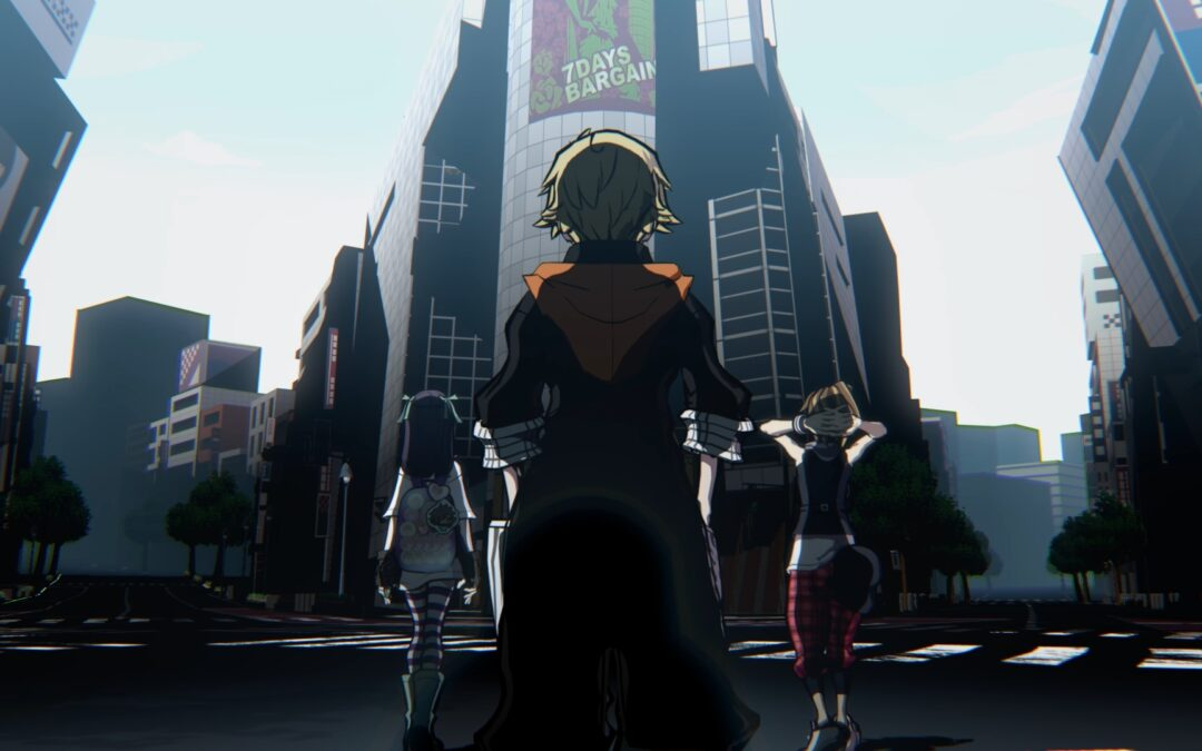 NEO The World Ends with You, pubblicato il filmato d'apertura e spot giapponesi