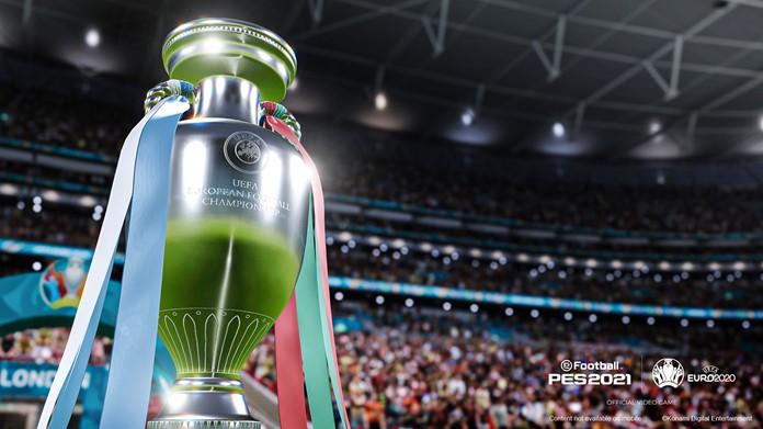 eFootball PES 2021, dettagli sui Data Pack 6.0 e 7.0: contenuti UEFA Euro 2020 disponibili da oggi