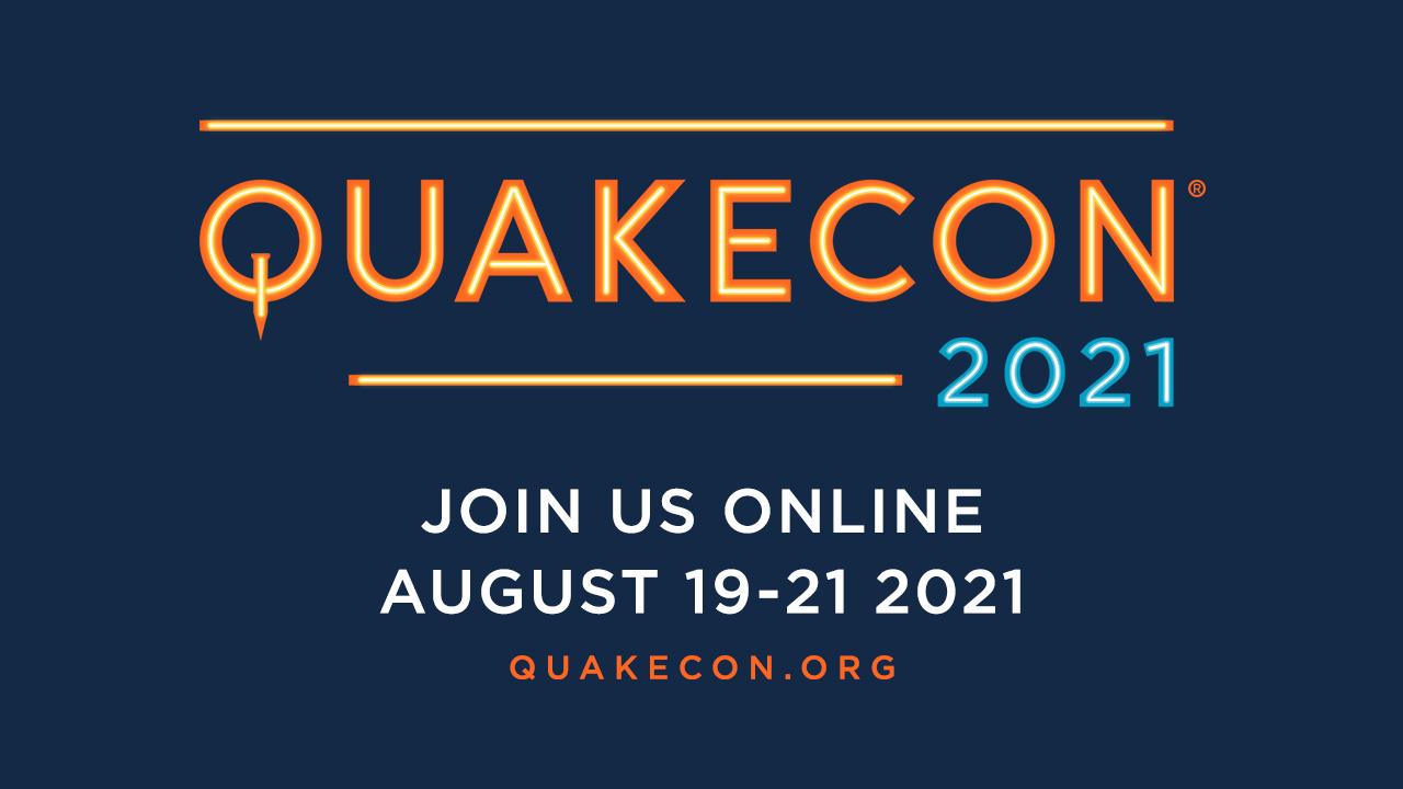 QuakeCon 2021, svelati nuovi dettagli tra dirette e iniziative di beneficenza