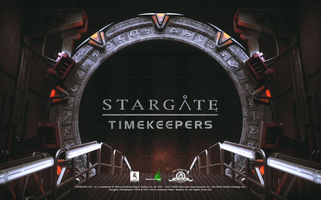 Stargate Timekeepers annunciato per PC