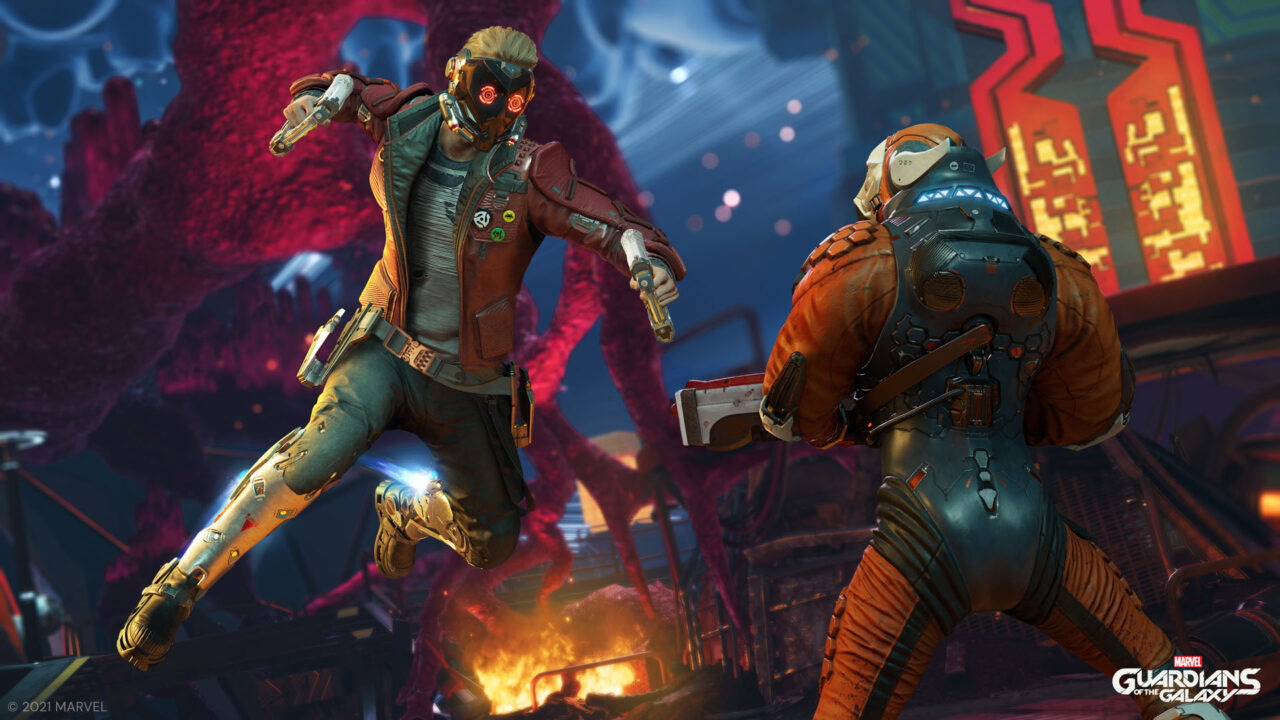 Marvel's Guardians of the Galaxy è entrato in fase gold