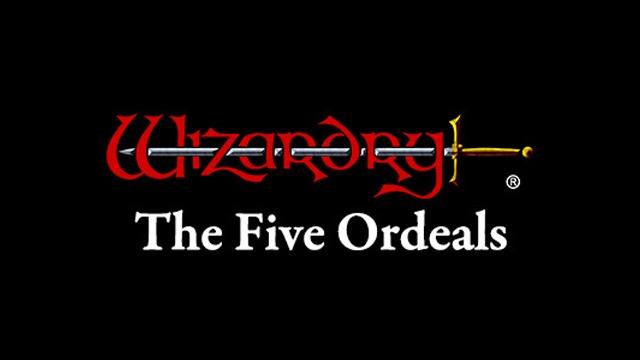 Wizardry The Five Ordeals arriverà su PC a giugno
