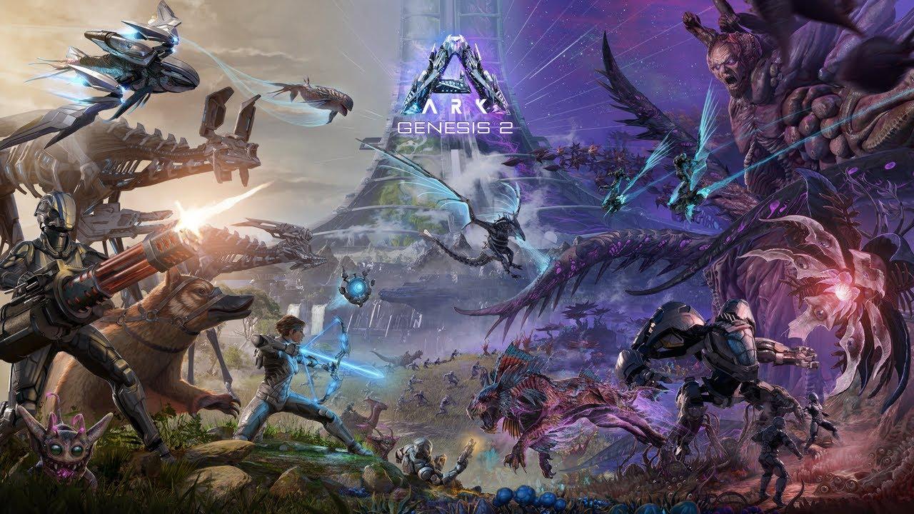 Ark Survival Evolved, disponibile l'ultima espansione Genesis Parte 2