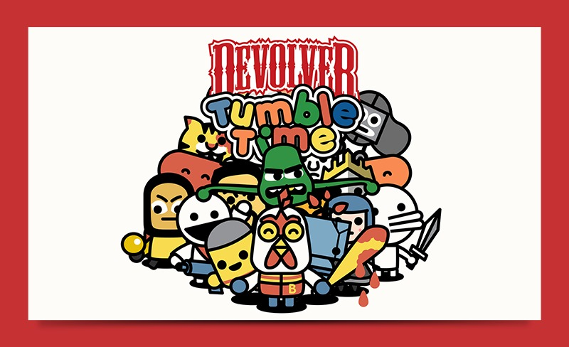 Devolver Tumble Time annunciato per mobile, uscirà nel 2021