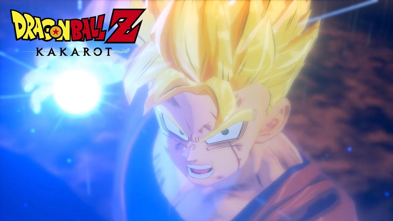 Dragon Ball Z Kakarot, rilasciato il trailer di lancio del DLC Trunks The Warrior of Hope