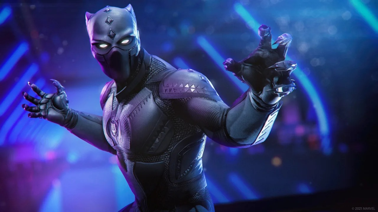 Marvel's Avengers, il doppiatore di Kratos di God of War sarà la voce di Black Panther