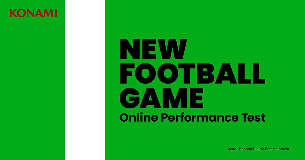 "eFootball PES 2022, disponibile a sorpresa la open beta ""New Football Game Online Performance Test"""