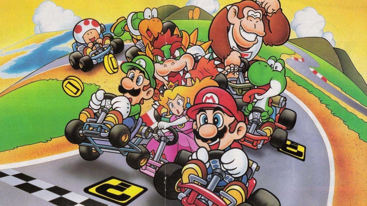 Super Mario Kart, qualcuno ha ripristinato l'editor delle mappe ufficiale