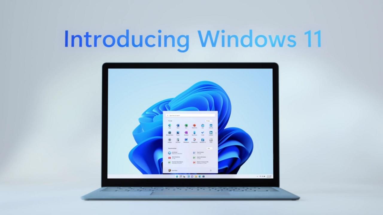 Windows 11 è ufficialmente disponibile per il download