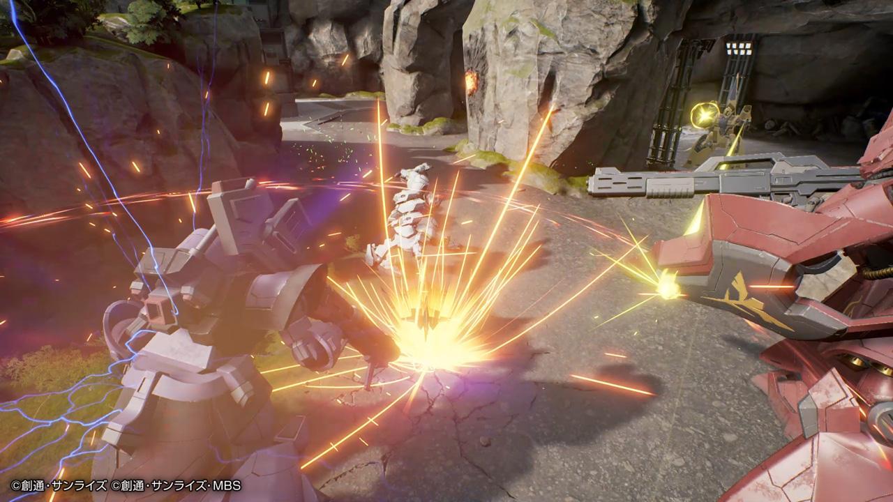 Gundam Evolution annunciato, è un nuovo shooter online free-to-play