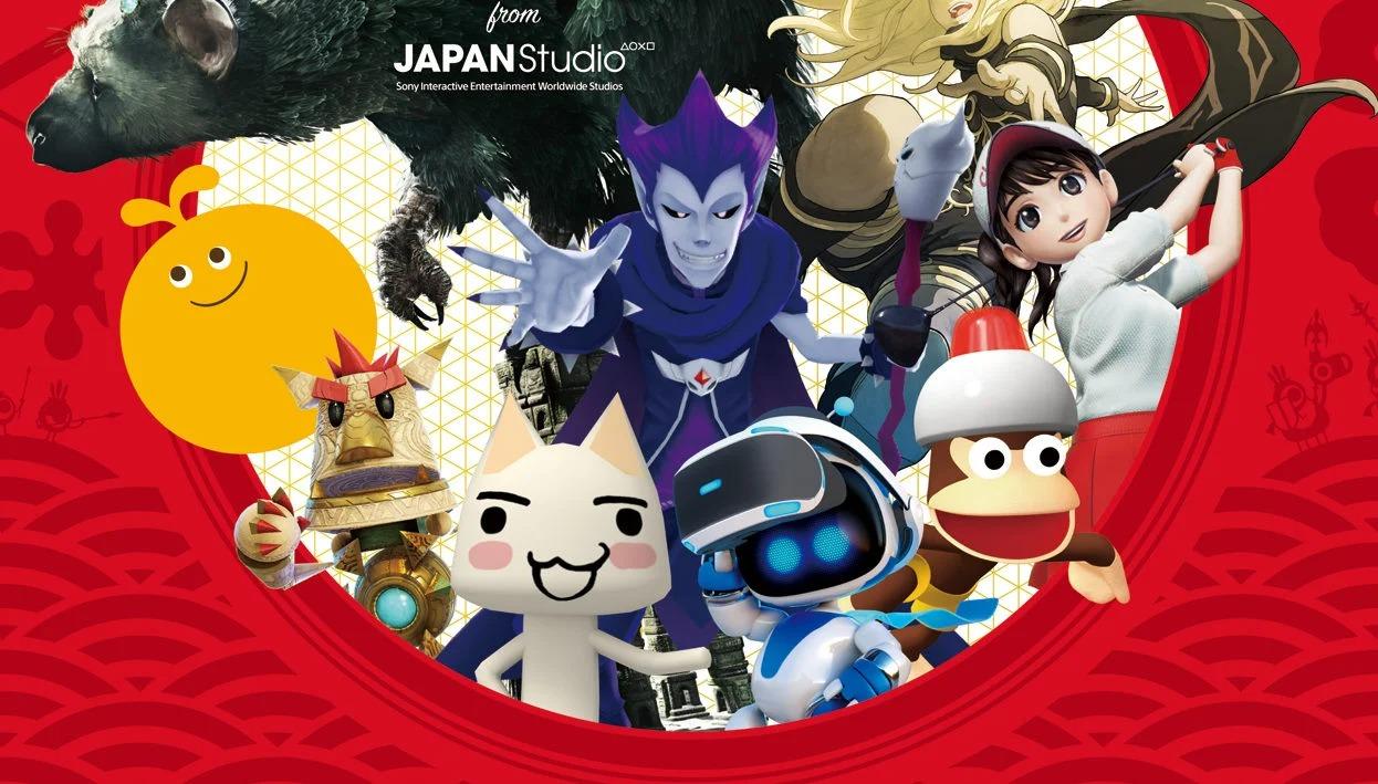 PlayStation rimuove Japan Studio dalla lista dei suoi studi, rimpiazzato da Team Asobi