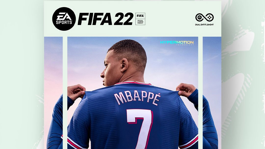 FIFA 22 annunciato, Mbappé sarà sulla copertina: reveal del gioco in arrivo domenica