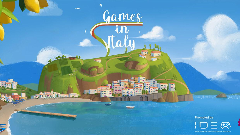Parte Games in Italy, una promozione su diversi giochi italiani su Steam promossa da IIDEA