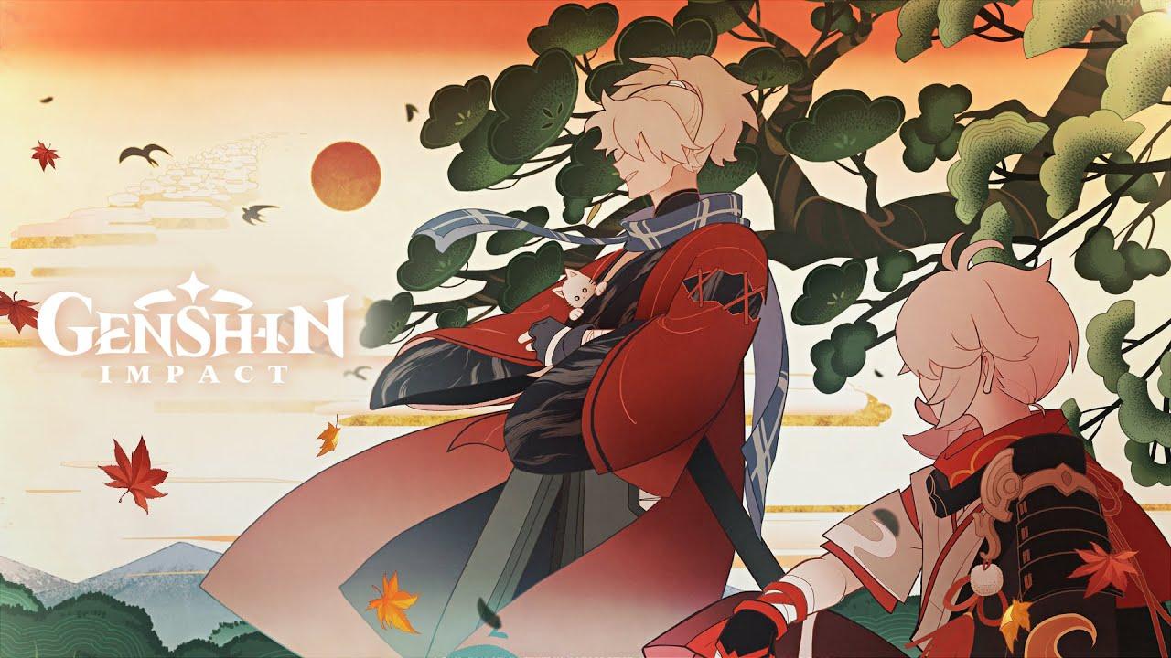 Genshin Impact, ancora un nuovo video dedicato a Kaedehara Kazuha