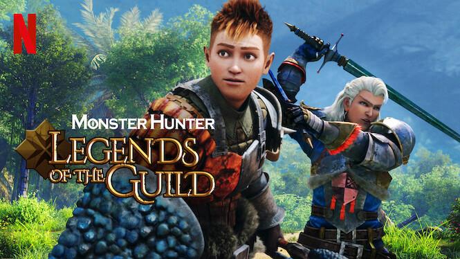 Monster Hunter Legends of the Guild, il nuovo trailer annuncia la data di uscita della serie animata Netflix