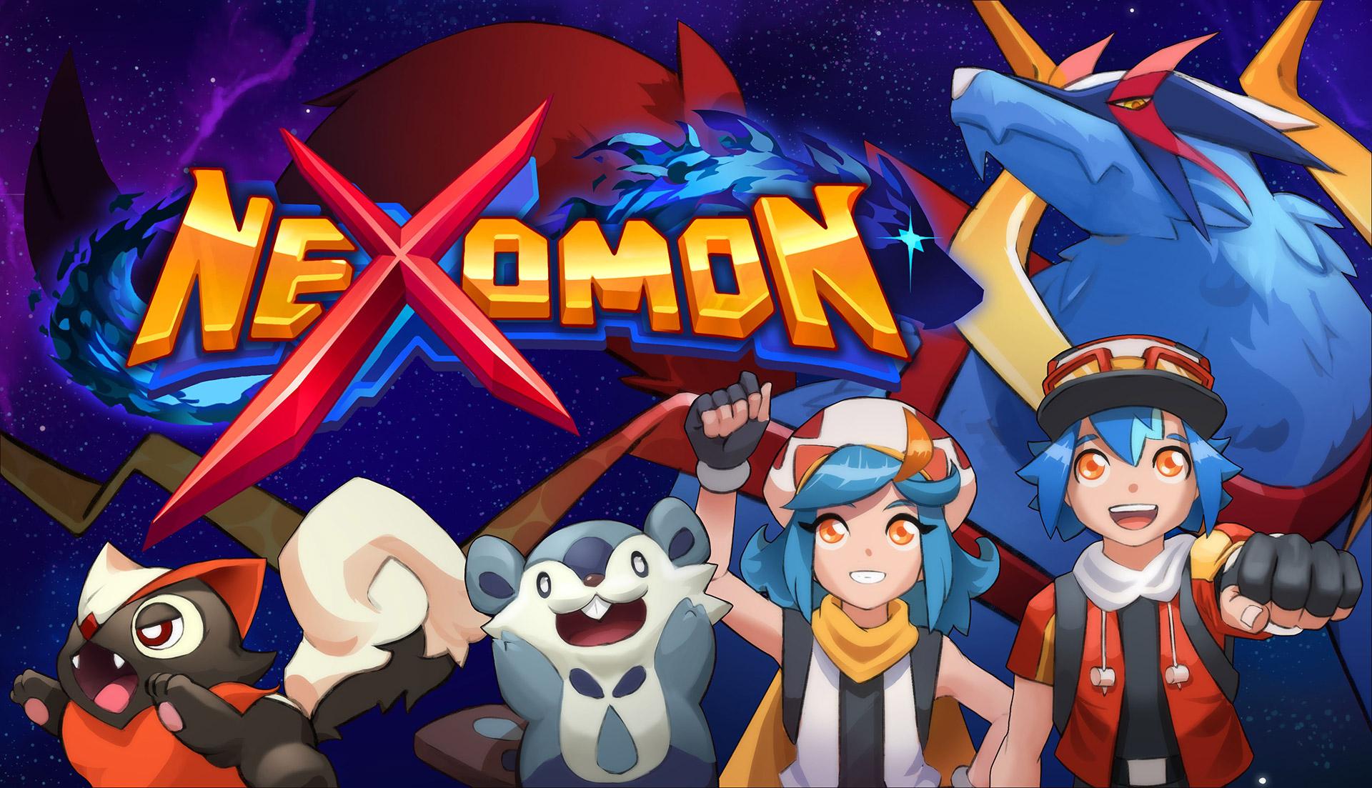 Nexomon arriverà su console prossimamente