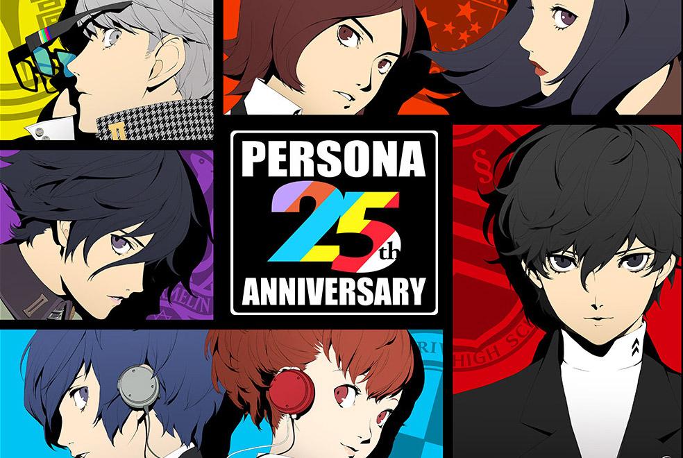 Persona, aperto il sito del 25esimo anniversario: previsti sette nuovi annunci