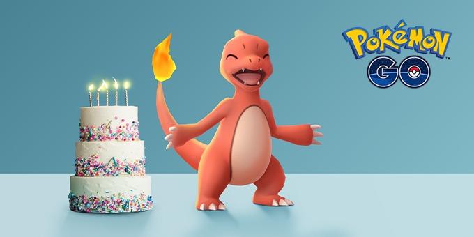 Pokémon GO, l'evento del quinto anniversario del gioco inizia il 6 luglio: date e tutti i dettagli