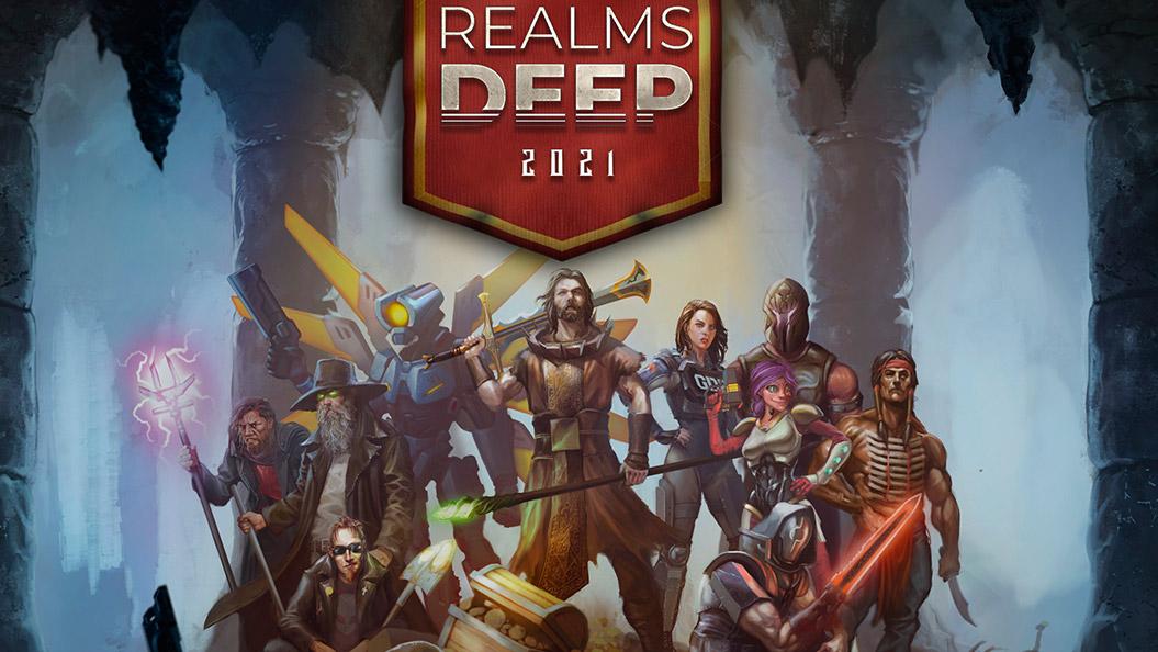 Realms Deep torna anche quest'anno: nuovo evento dal 13 al 15 agosto