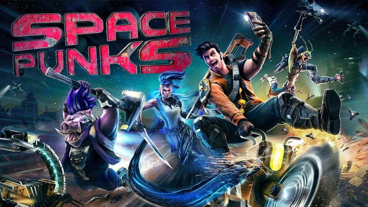 Space Punks annunciato, è un nuovo RPG top-down dagli autori di Shadow Warrior