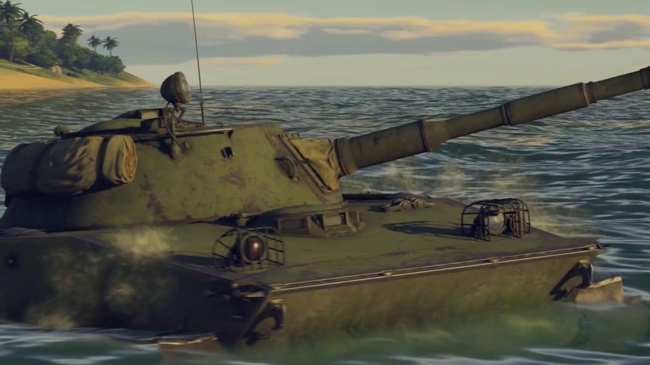War Thunder, un giocatore pubblica documenti segreti del governo inglese per una discussione su un carro armato
