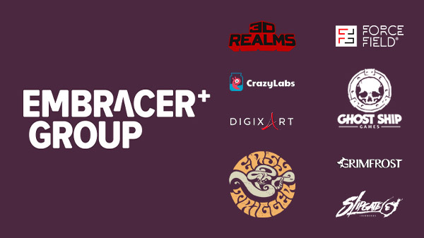 Embracer Group compra 3D Realms, Digixart, Slipgate Ironworks e altre compagnie