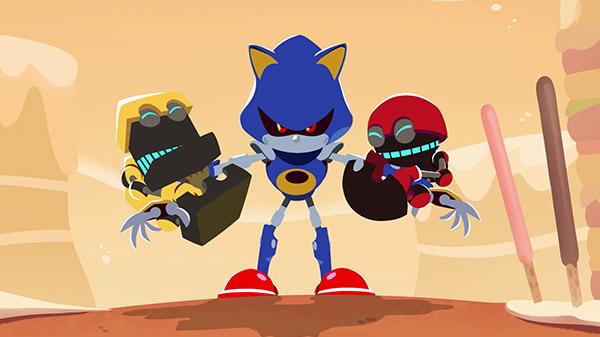 Sonic Colors Rise of the Wisps, disponibile l'episodio 2 della serie animata