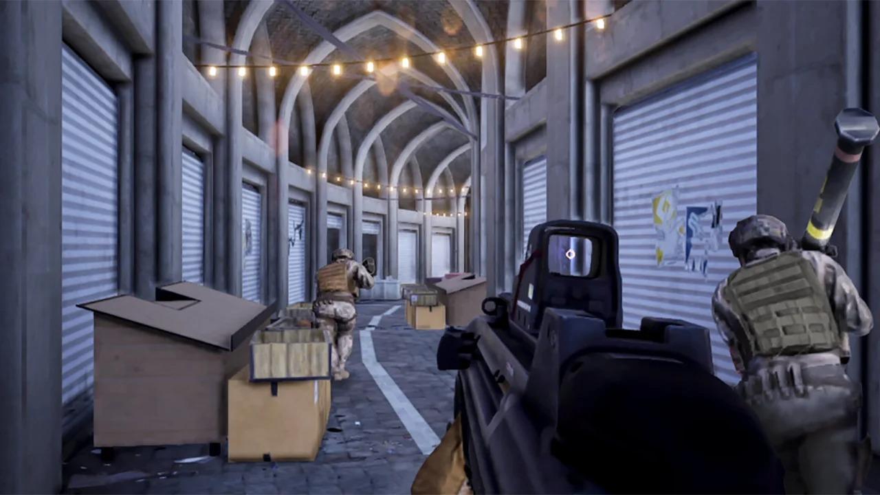 Battlefield Mobile, spuntano i primi video gameplay