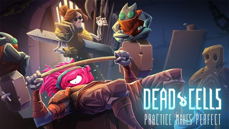 Dead Cells diventa leggermente più facile con il nuovo aggiornamento