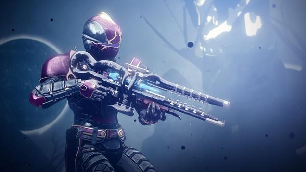 Destiny 2, il fucile laser esotico Scettro di Ager è disponibile: nuovo trailer