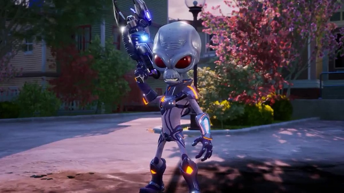 Destroy All Humans 2 Reprobed annunciato in anticipo da PlayStation