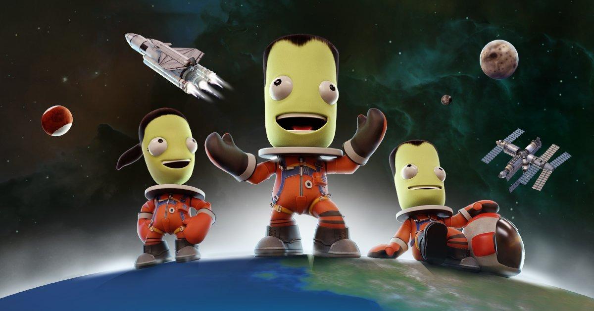 Kerbal Space Program Enhanced Edition è disponibile su PS5 e Xbox Series X/S