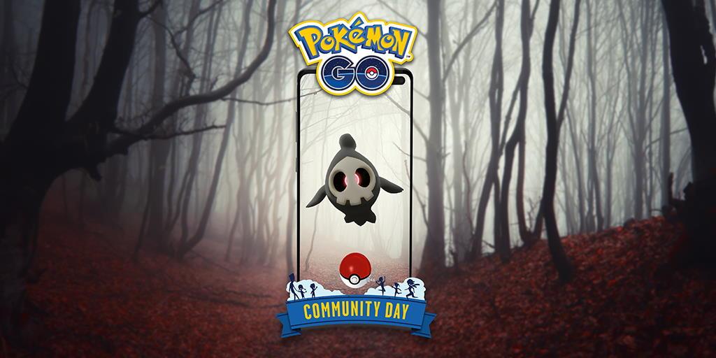 Pokémon GO, Duskull è il Pokémon del Community Day di ottobre 2021: data e dettagli