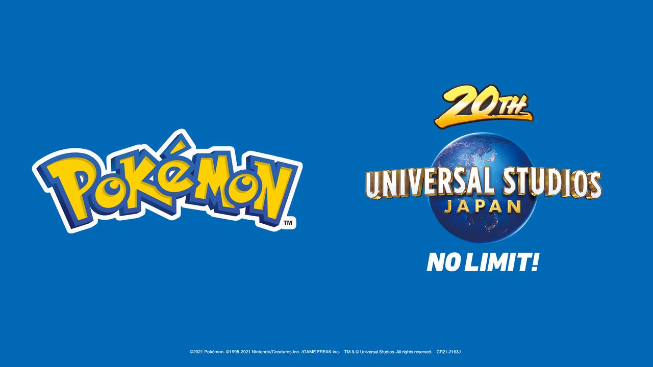 The Pokémon Company e Universal Studios Japan annunciano una collaborazione