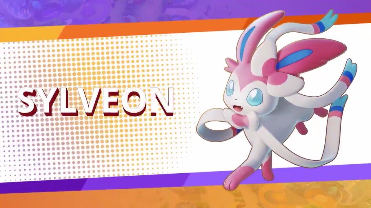 Pokémon Unite, Sylveon arriva il 6 ottobre